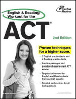 English and Reading Workout for the ACT - Melissa Hendrix
