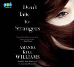 Don't Talk to Strangers - Amanda Kyle Williams