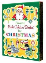 Favorite Little Golden Books for Christmas - Various