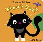 Where's Boo? - Salina Yoon
