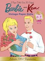Barbie and Ken Vintage Paper Dolls (Barbie) : Paper Doll Book - Golden Books