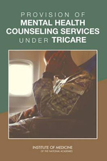 Provision of Mental Health Counseling Services Under TRICARE : A History of CIA Estimates, 1950-1990 - Committee on the Qualifications of Professionals Providing Mental Health Counseling Services under TRICARE