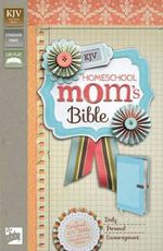 KJV Homeschool Mom's Bible - Zondervan