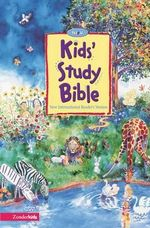 NIrV Kids' Study Bible : New International Readers Version - Joel Tanis