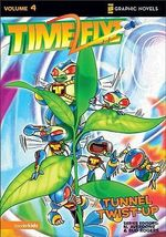 Timeflyz : Tunnel Twist-up v. 4 - Ben Avery