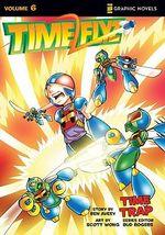Time Trap : Z Graphic Novels/Timeflyz - Ben Avery