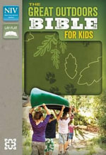 The Great Outdoors Bible for Kids, NIV - Zondervan Bibles