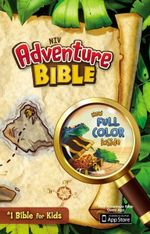 Adventure Bible, NIV : A Double-Edged Bible Study - MR Lawrence O Richards