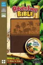 Adventure Bible, NIV - MR Lawrence O Richards