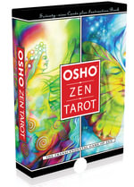 Osho Zen Tarot : The Transcendental Game of Zen :  The Transcendental Game of Zen - Set Osho