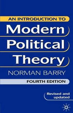 Introduction to Modern Political Theory - Norman P Barry