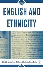 English and Ethnicity : Signs of Race - Davies, Glyn