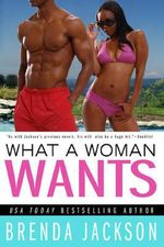What a Woman Wants - Brenda Jackson