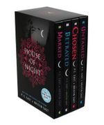 House of Night Set: Marked, Betrayed, Chosen, Untamed : [With Poster] - P. C. Cast