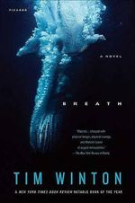 Breath - USA Paperback Edition - Tim Winton
