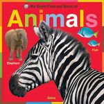My Giant Fold-Out Book of Animals : My Giant Fold-Out Book Of... - Jo Ryan