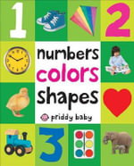 Numbers, Colors, Shapes - Priddy Books