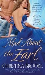 Mad About the Earl : Ministry of Marriage Series : Book 2 - Christina Brooke