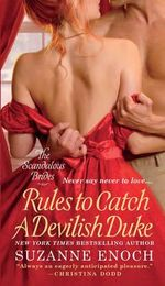 Rules to Catch a Devilish Duke : Scandalous Brides : Book 3 - Suzanne Enoch