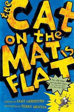 The Cat on the Mat is Flat (USA EDITION) - Andy Griffiths