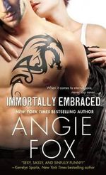 Immortally Embraced : Monster MASH - Angie Fox