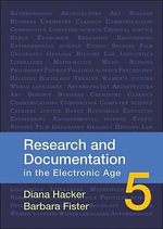 Research and Documentation in the Electronic Age - University Diana Hacker