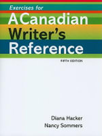 Exercises for a Canadian Writer's Reference - University Diana Hacker