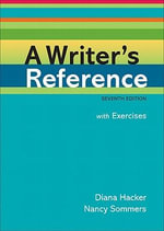 A Writer's Reference : With Exercises - University Diana Hacker
