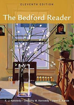 The Bedford Reader : The Little, Brown Handbook, Brief Version - MR X J Kennedy
