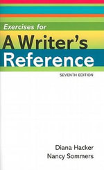 Exercises for a Writer's Reference - Diana Hacker