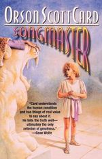 Songmaster - Orson Scott Card