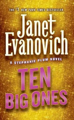 Ten Big Ones  : Stephanie Plum Series : Book 10 (USA Edition) - Janet Evanovich