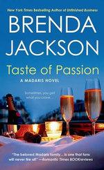 Taste of Passion : Madaris Family Novels - Brenda Jackson