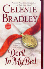Devil in My Bed : The Runaway Brides - Celeste Bradley