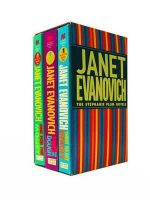 Plum Boxed Set 1 (1, 2, 3) :  Contains One for the Money, Two for the Dough and Three to Get Ready - Janet Evanovich