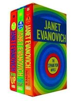 Plum Boxed Set 3 (7, 8, 9) :  Contains Seven Up, Hard Eight and to the Nines - Janet Evanovich