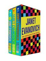 Janet Evanovich Boxed Set #4 :  Contains Ten Big Ones, Eleven on Top, and Twelve Sharp - Janet Evanovich
