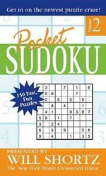 Pocket Sudoku : v. 2 - Will Shortz
