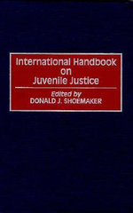 International Handbook on Juvenile Justice