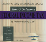 Federal Income Tax : Federal Income Taxation - Frank J Doti