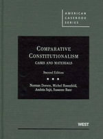 Comparative Constitutionalism : Cases and Materials - Norman Dorsen
