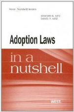 Adoption Laws in a Nutshell : The Ta-pa-ni Incident in Colonial Taiwan - Darald Sanford N Katz