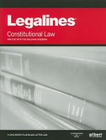 Constitutional Law : For Use with the Sullivan Casebook - Jonathan Neville
