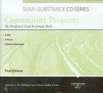 Community Property : Sum & Substance (Audio) - Gail Boreman Bird