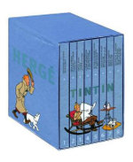 The Adventures of Tintin : Collector's Gift Set in a Boxed Slipcase : A set of 8 x hardcover books - Each book has 3 x Stories in each - Herge