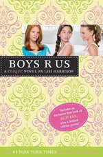 Boys R Us - Lisi Harrison