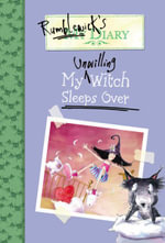 My Unwilling Witch Sleeps Over - Hiawyn Oram