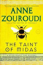 The Taint of Midas - Anne Zouroudi