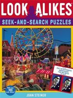 Look Alikes : Seek-and-Search Puzzles - Joan Steiner