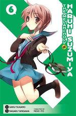 The Melancholy of Haruhi Suzumiya : Manga v. 6 - Nagaru Tanigawa